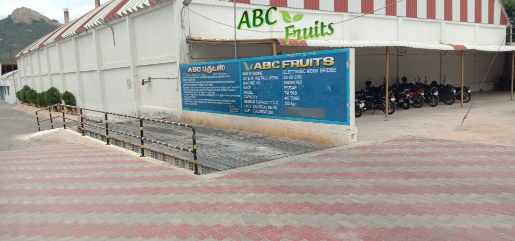 ABC Fruits Factory